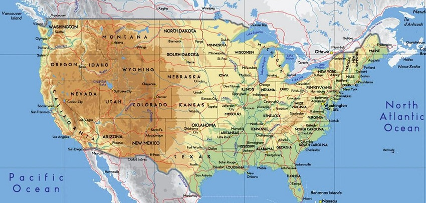 mapa_usa-trip_šikovne a lacno_travelhacker