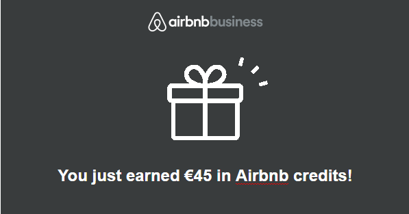 45€ airbnb