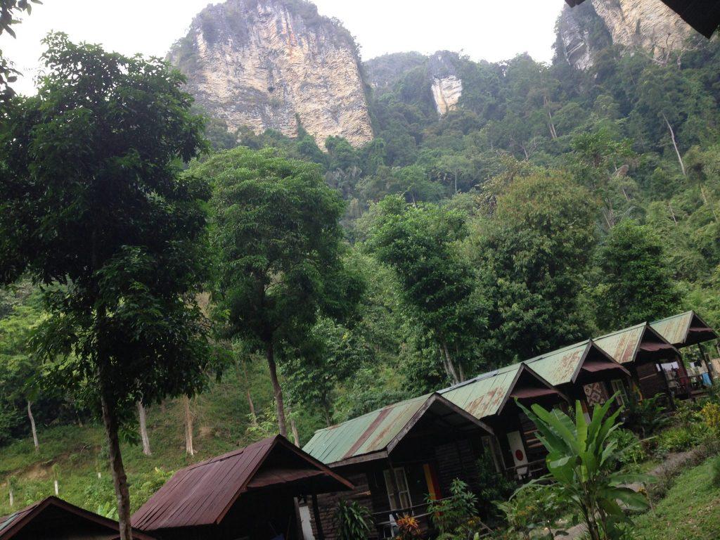 Chatky v pralese_Thajsko_ubytovanie_travelhacker