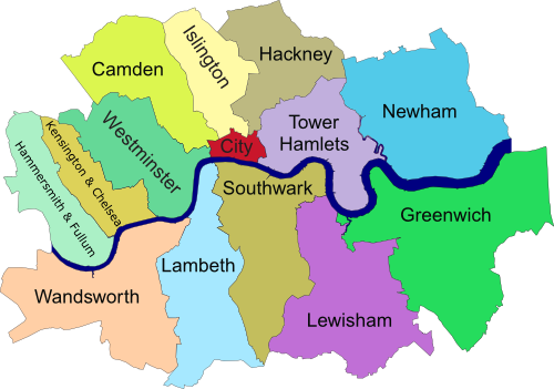 London_borough_map_travelhacker