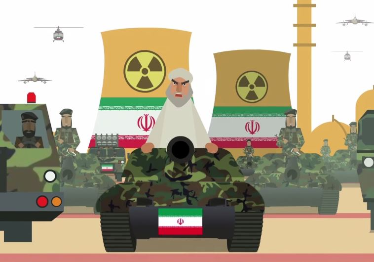 Iran_tank_cartoon_travelhacker