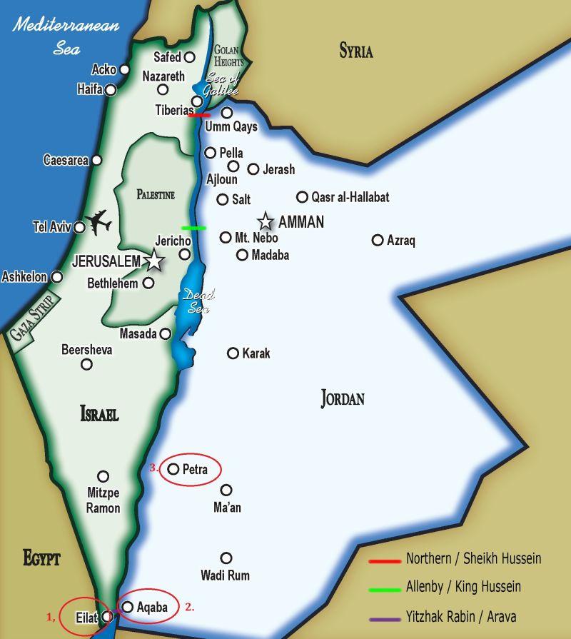 jordánsko_mapa_jerusalem_jordansko_travelhacker