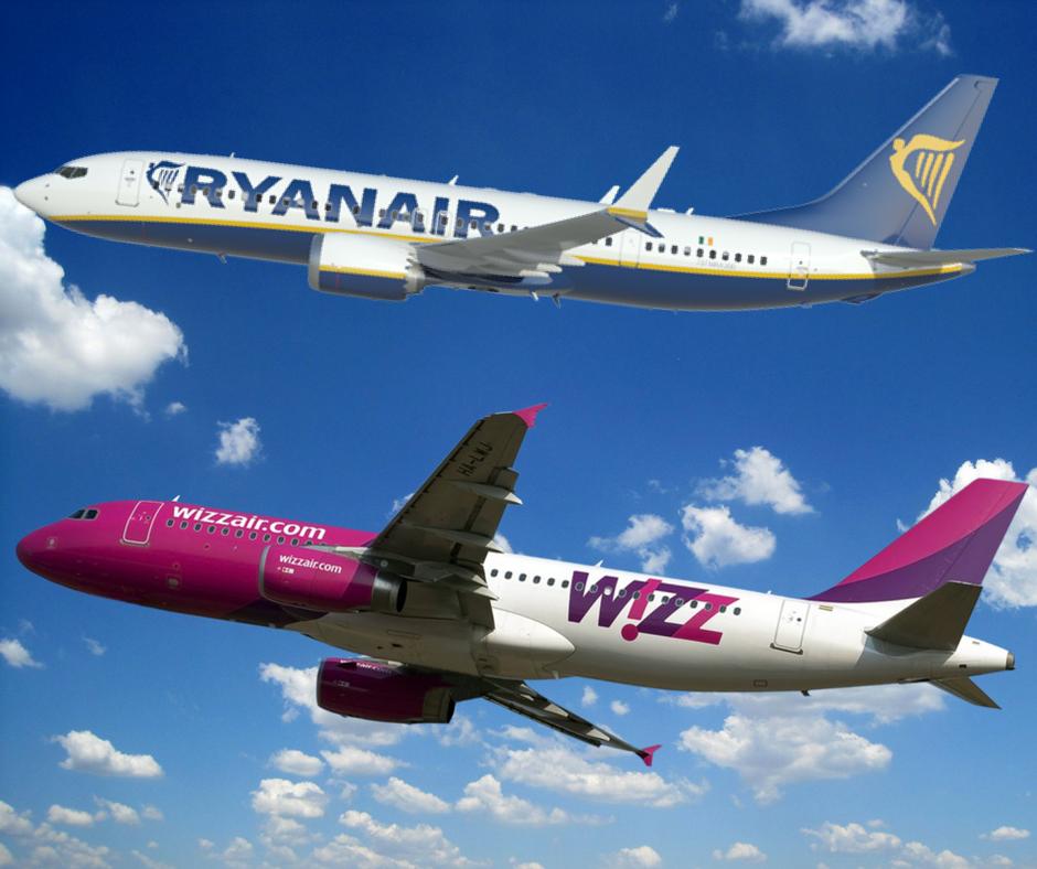 56558592b10db Wizzair a Ryanair menia podmienky na batožinu - Travelhacker.blog