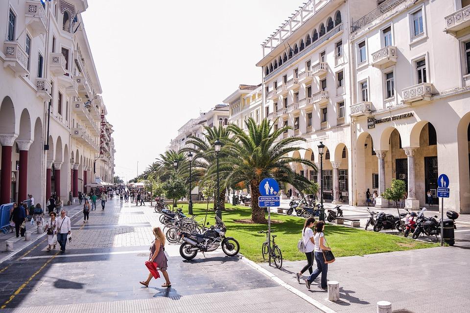 Thessaloniki, Grécko