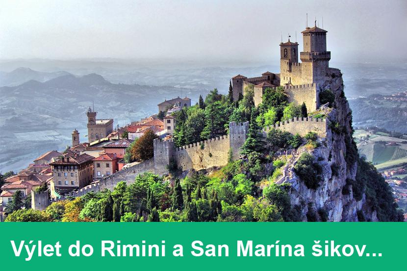 Rimini, San Marino