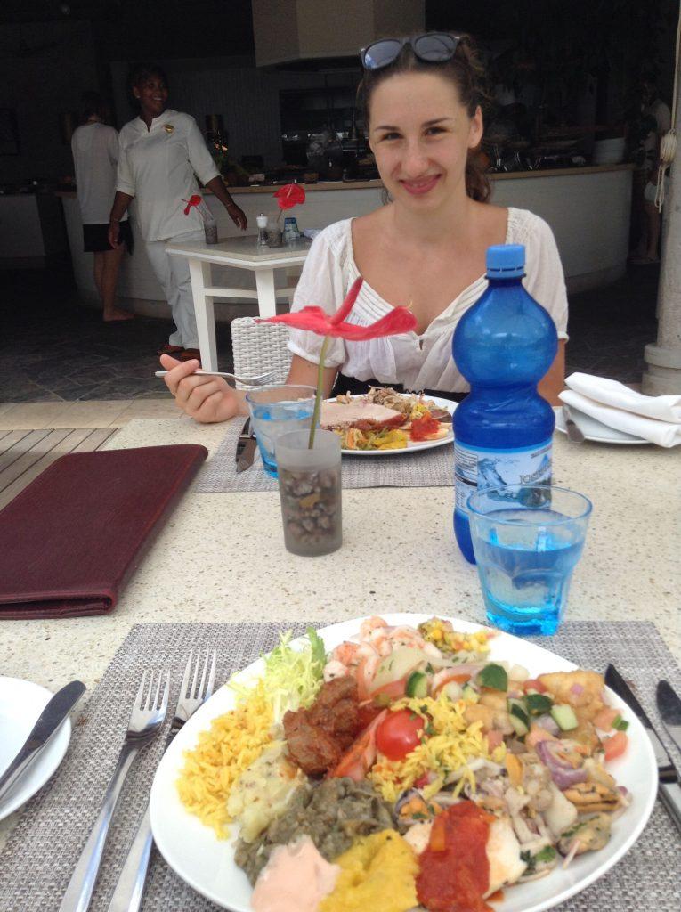 Jedlo na Sri Lanke