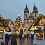 Vianočné trhy Praha