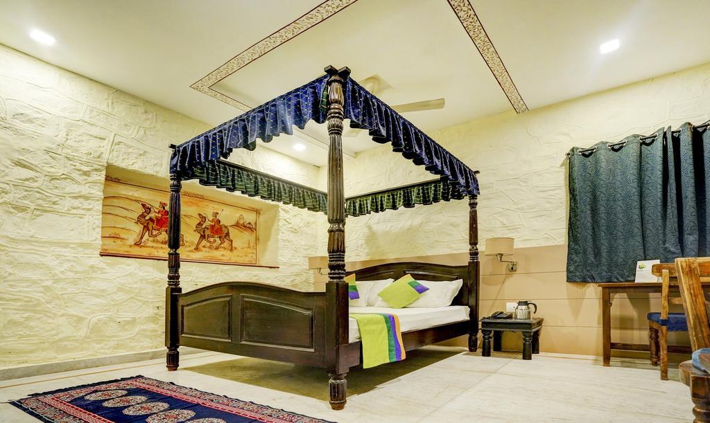 Ubytovanie v Indii