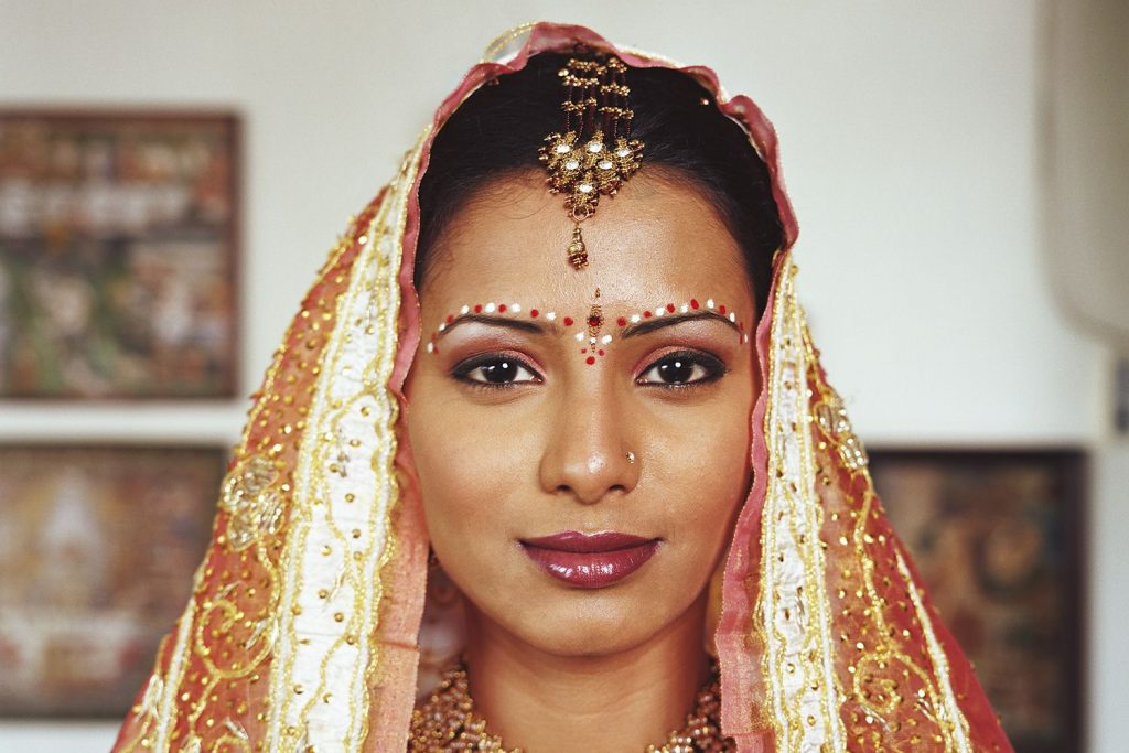 Hinduistka, India