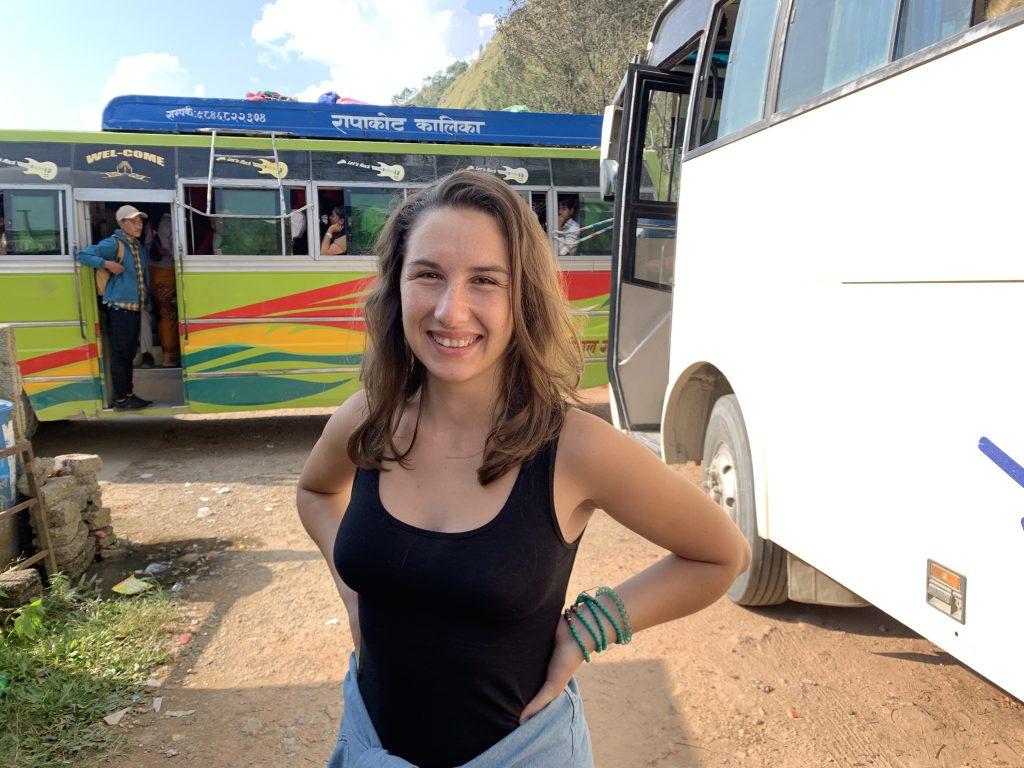 Autobusom do Indie