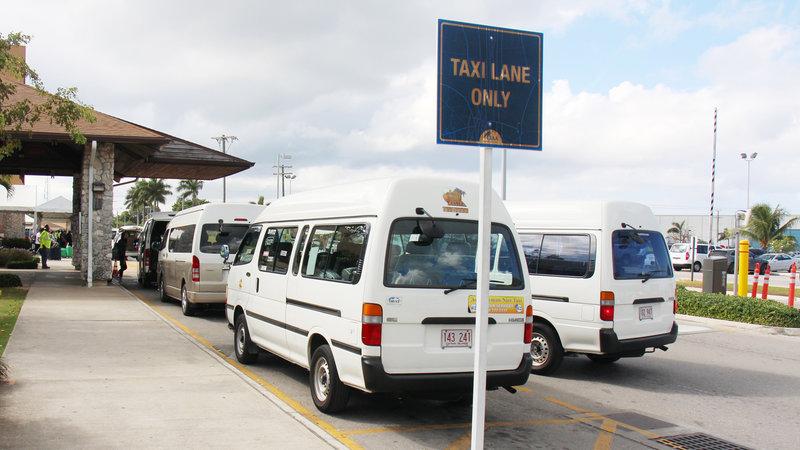 Doprava na Kajmanských ostrovoch