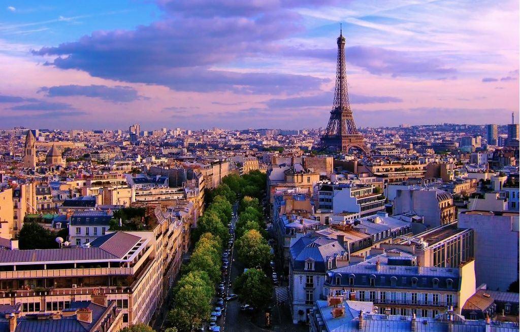Pariž, Francuzsko