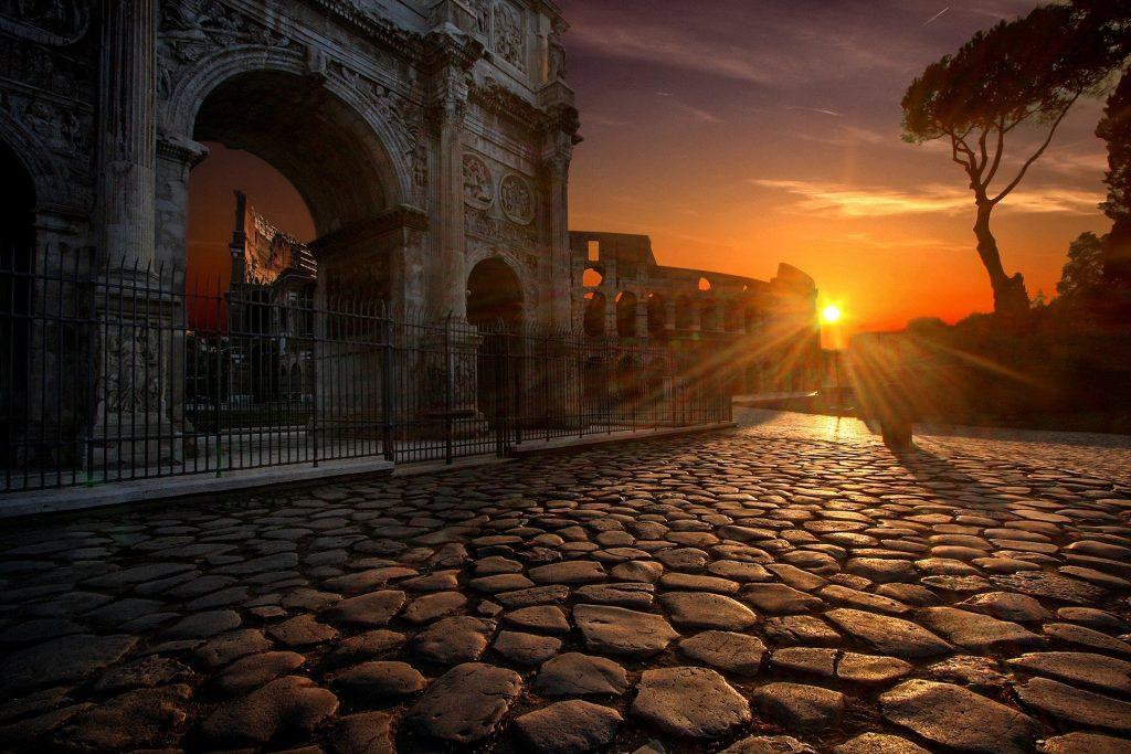 Koloseum, Taliansko