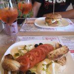 burger and spritz seefeld