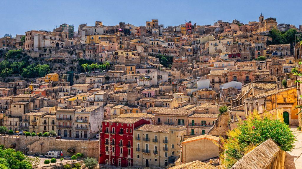 Sicilia, Taliansko