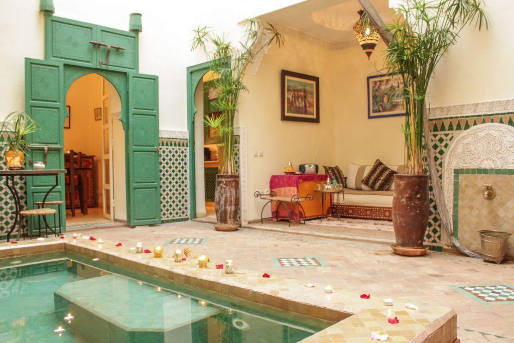 riad maroko