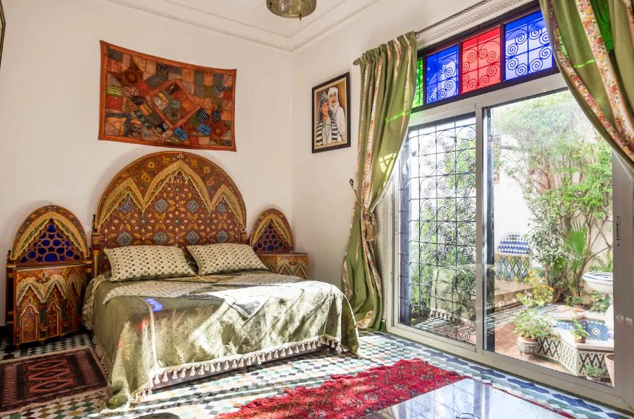 airbnb maroko