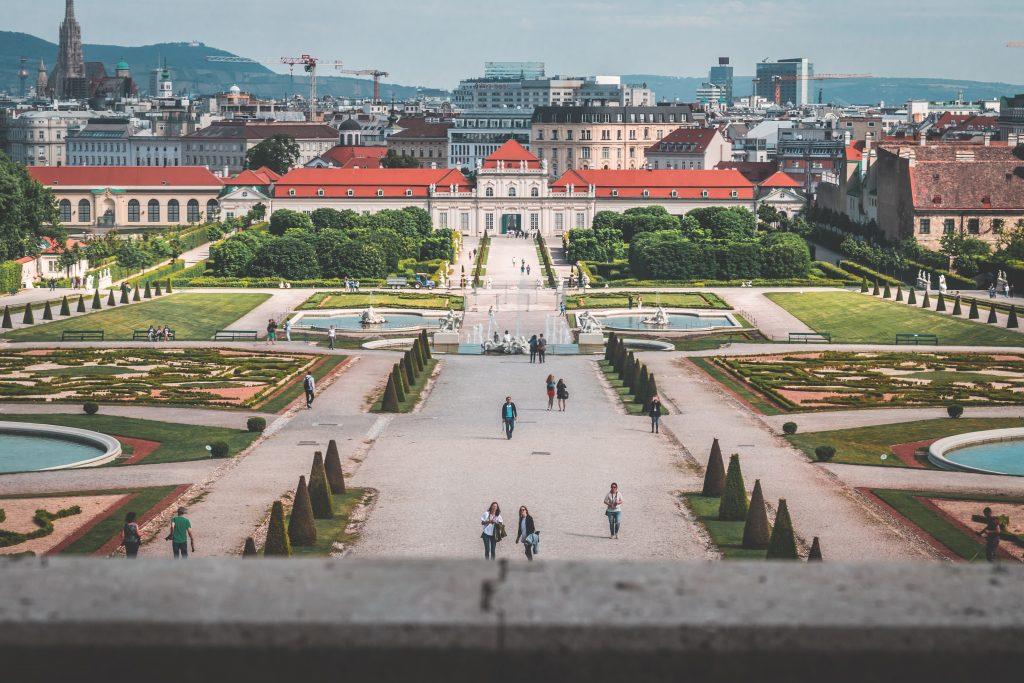 Jarné prázdniny vo Viedni