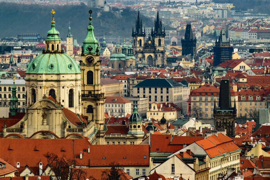 Tipy na výlet do Prahy, jarné prázdniny