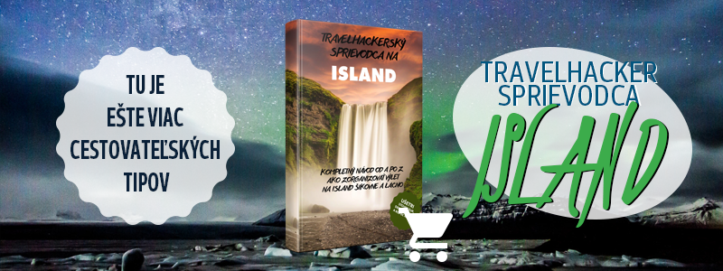 ISLAND – Travelhackerský sprievodca (E-book)