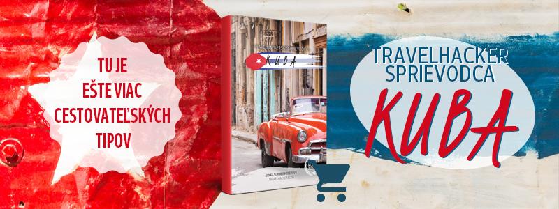 Kuba - Travelhackerský sprievodca (E-Book)