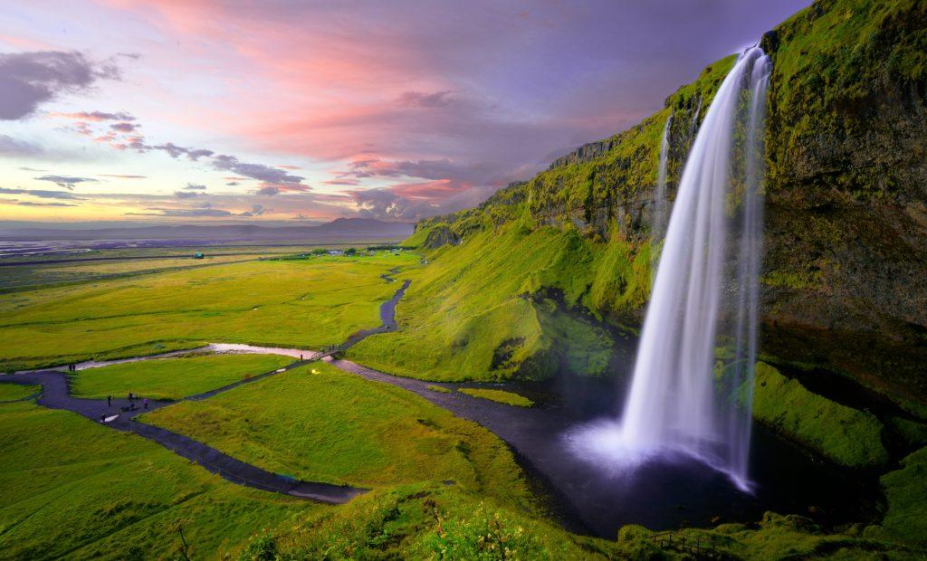 Jarné prázdniny na Islande
