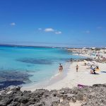 Platja de Migjorn, Formentera