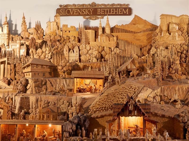 Betlehem, Rajecká Lesná