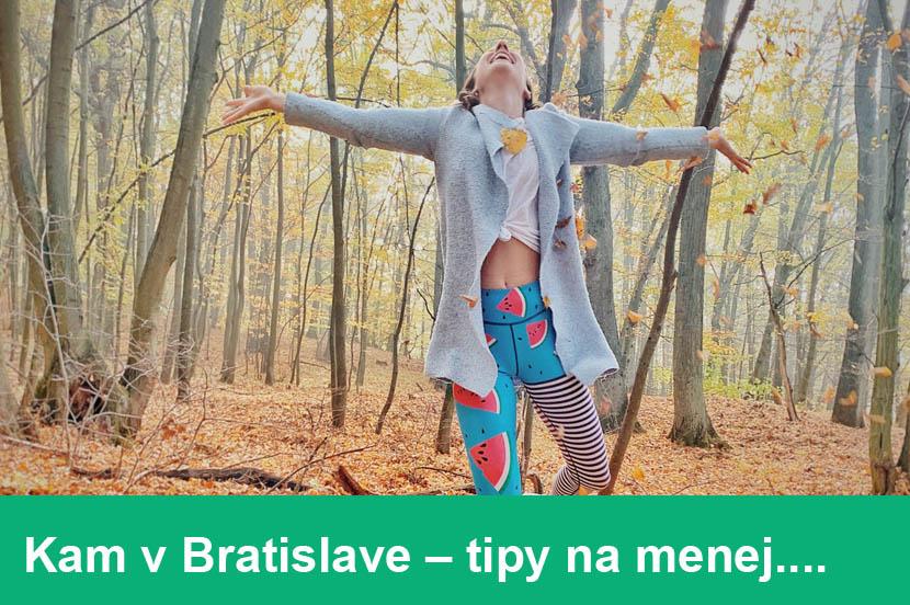 Kam v Bratislave – tipy na menej navštevované miesta