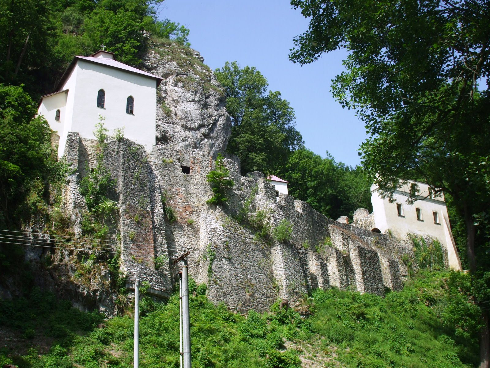 Skalka pri Trenčíne, pútnicke miesto