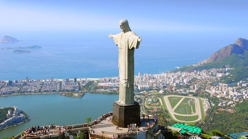 Socha Krista, Rio de Janeiro