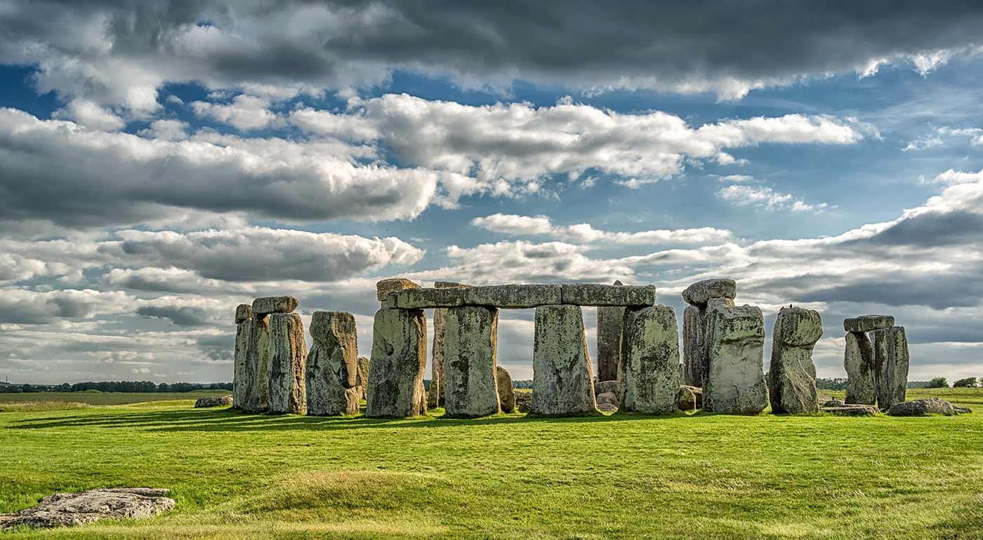 Stonehenge, Anglicko