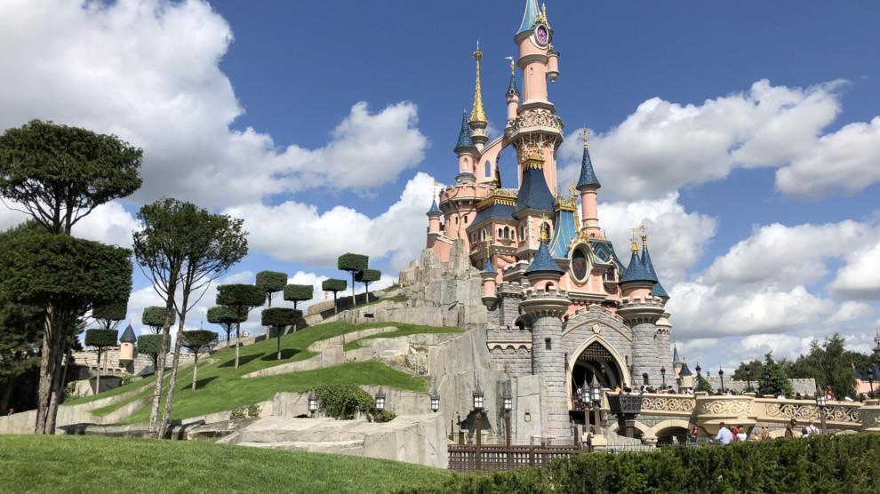Walt Disney, Pariž