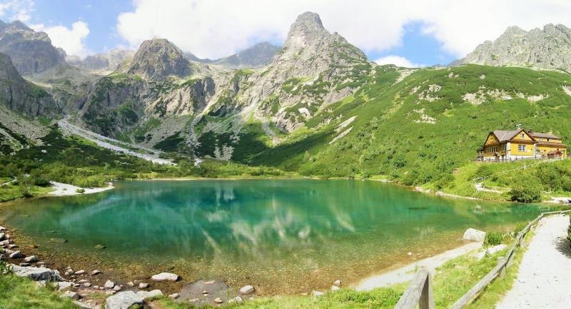Zelené pleso, Vysoké Tatry