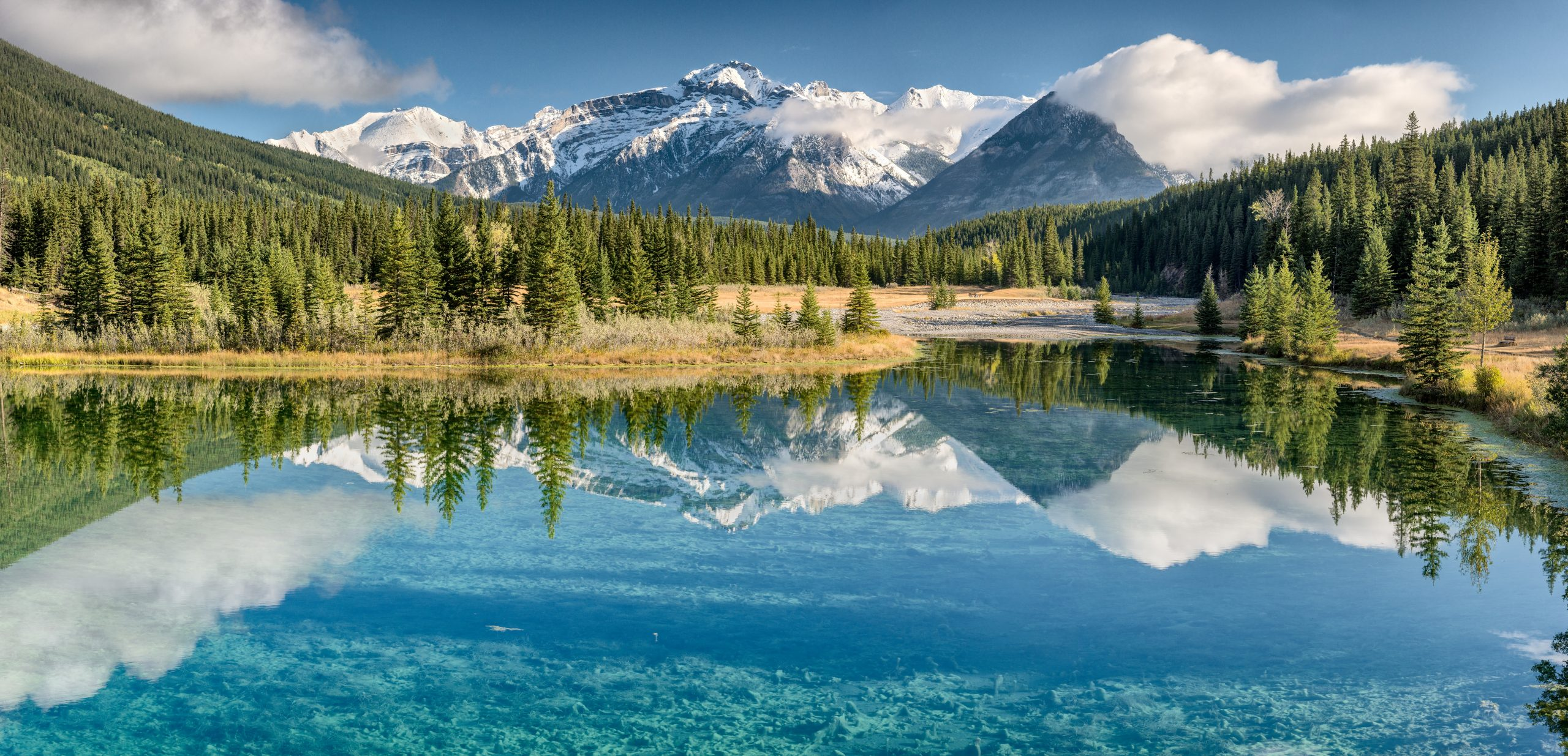 Banff národný park, Kanada