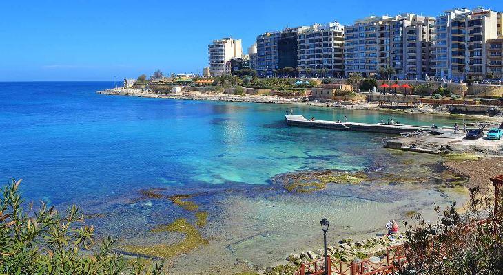 Exiles Bay, Malta