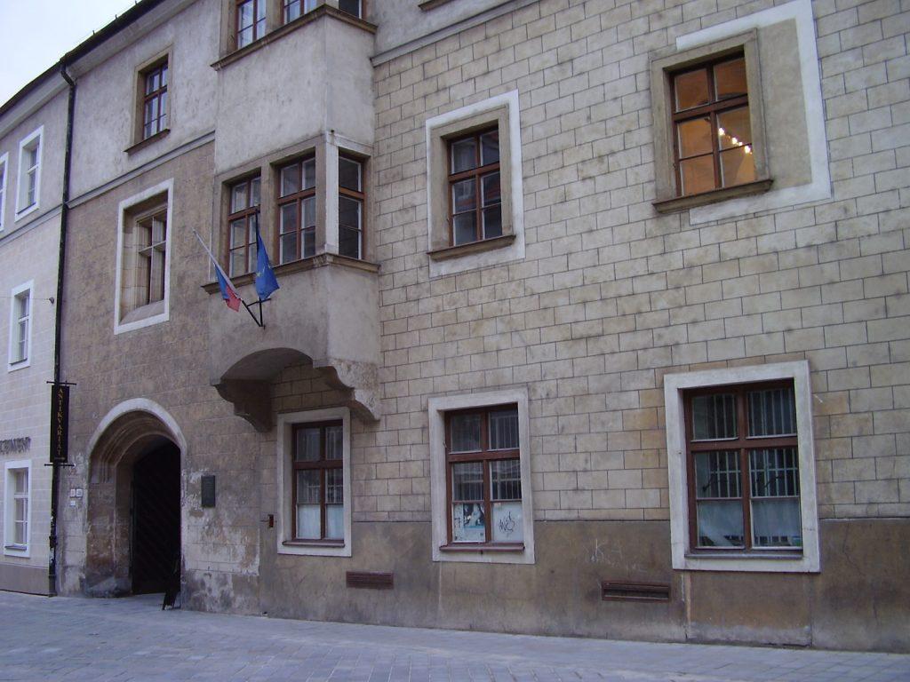 Academia Istropolitana, Bratislava