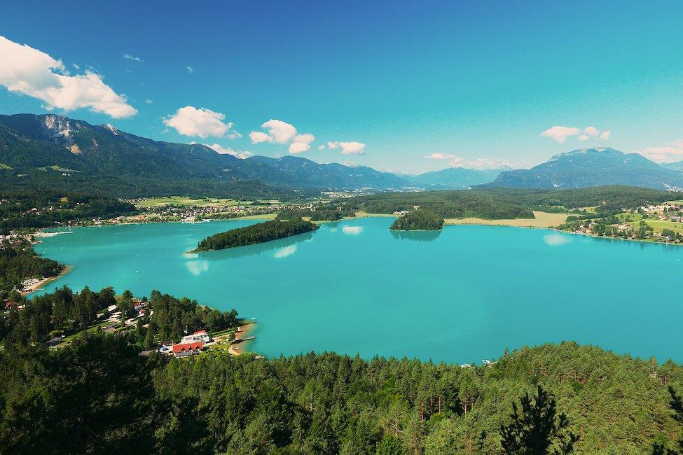 Faaker See, Rakúsko