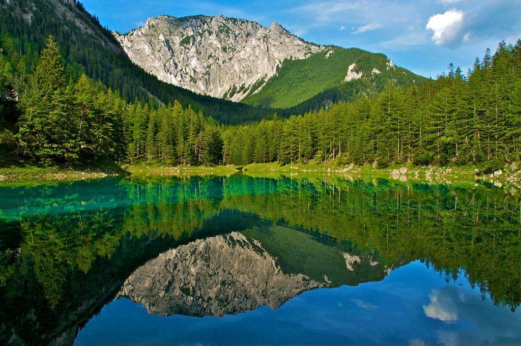 Gruner See, Rakúsko