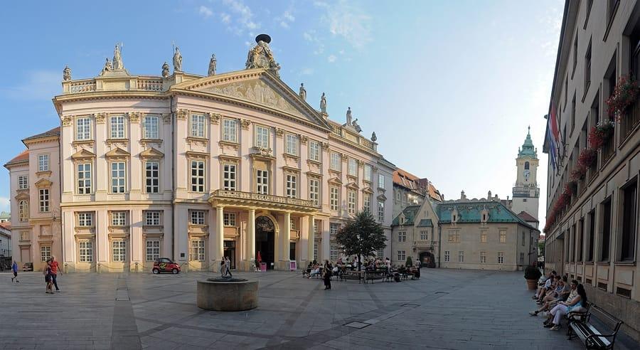 Primacialny palác, Bratislava