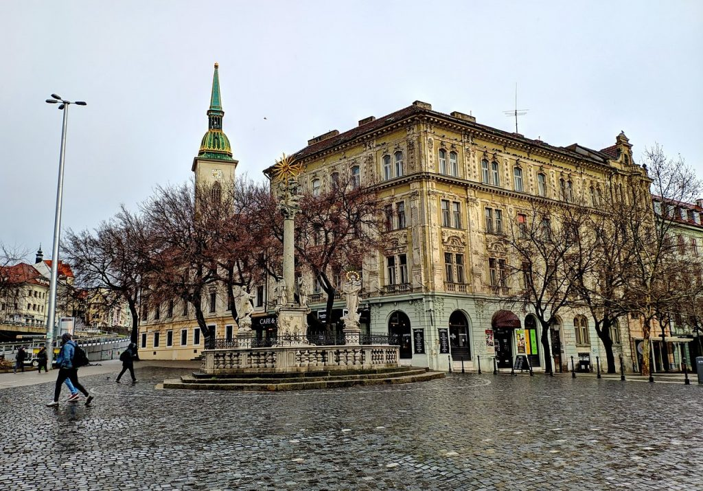 Rybne namestie, Bratislava
