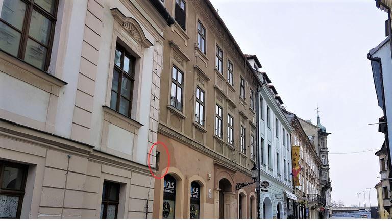 Soška posmievačika, Bratislava