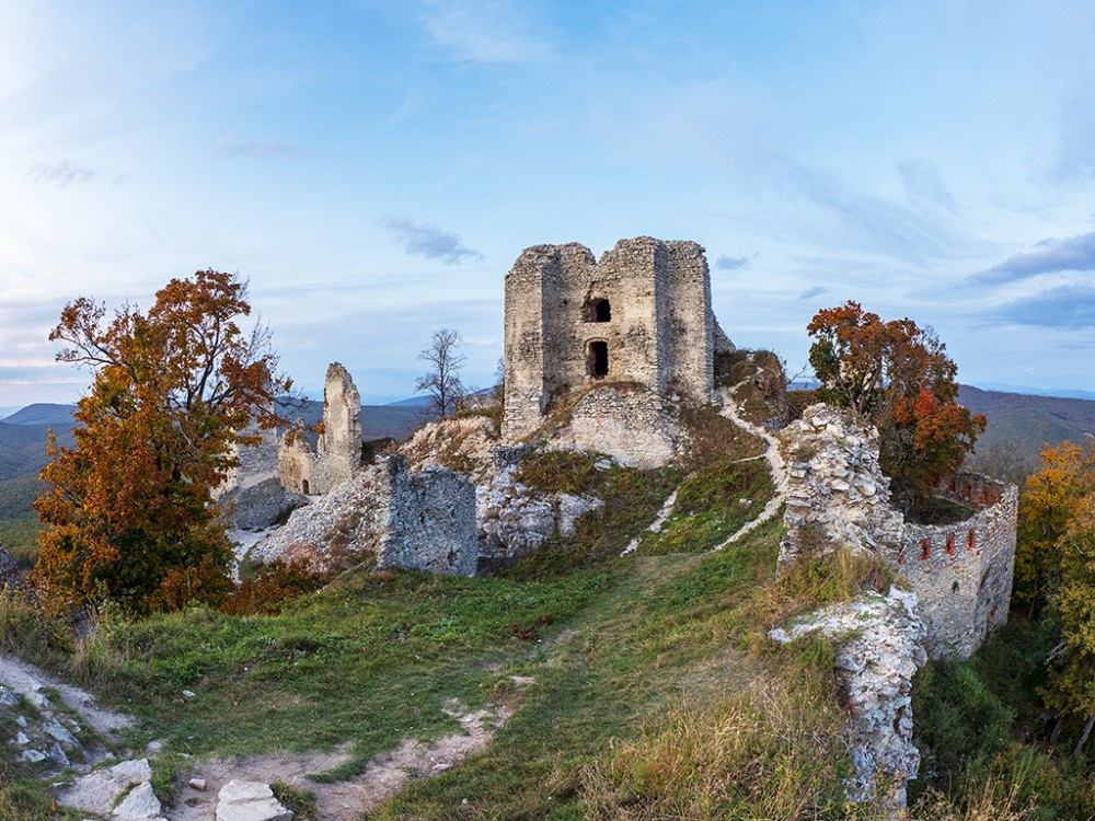 Hrad Gýmeš