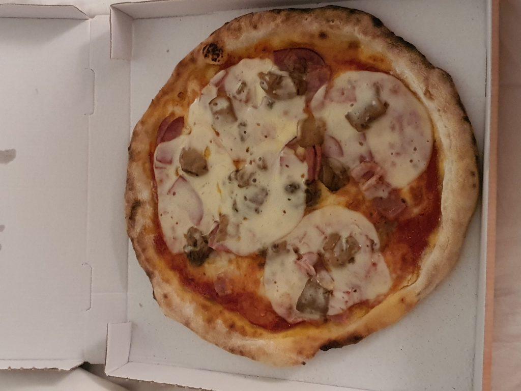 Malta, pizza