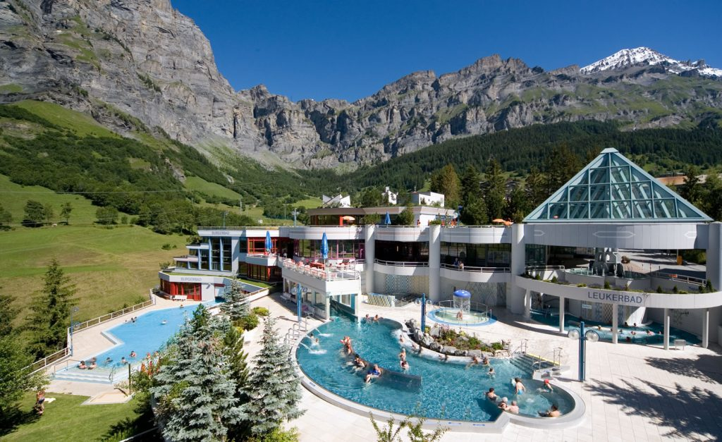 Leukerbad, Svajciarsko
