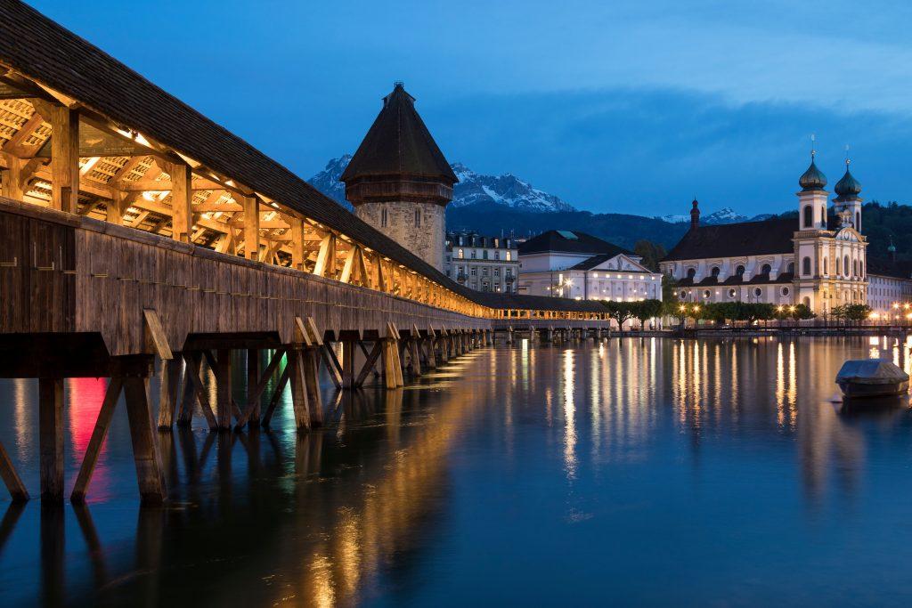 Luzern, Svajciarsko