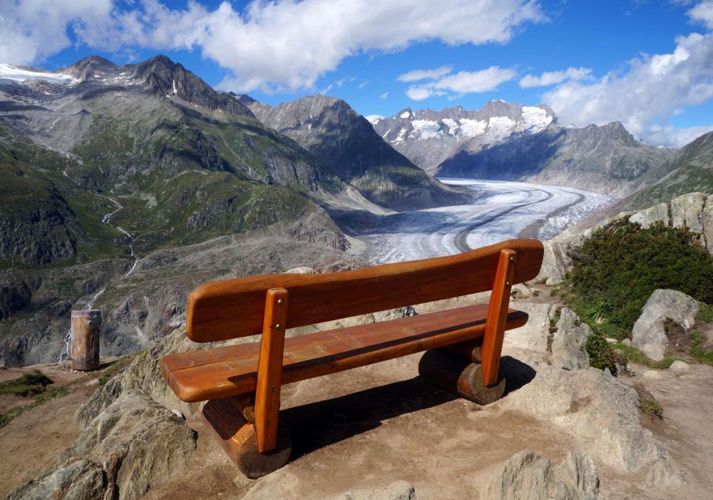 Moosfluh, Svajciarsko