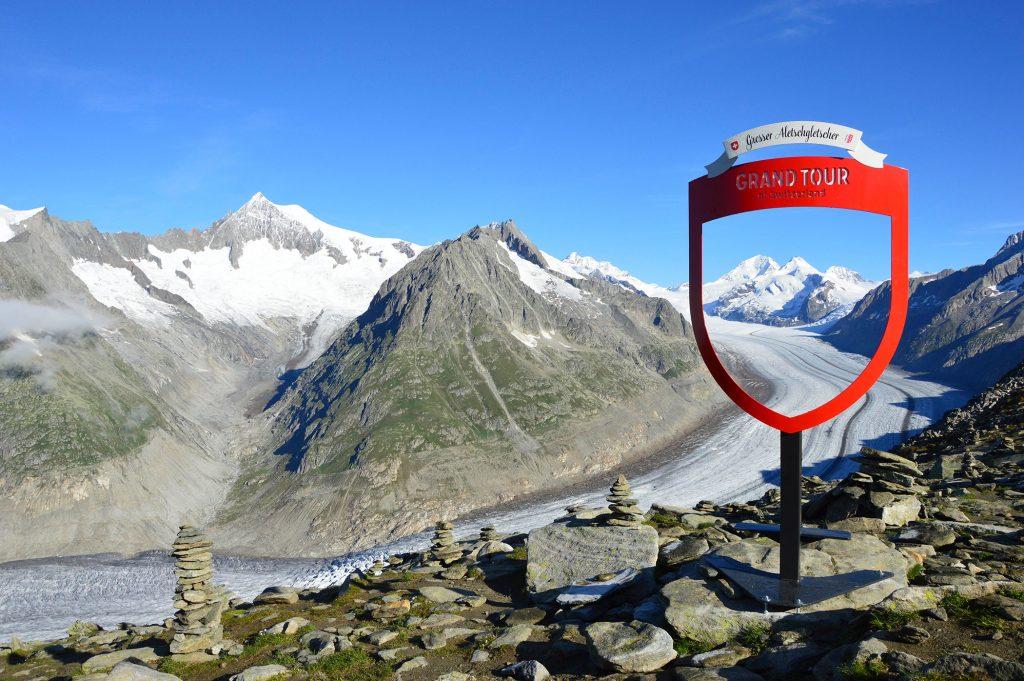 Eggishorn, Svajciarsko