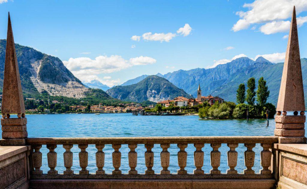 jazero Maggiore, Taliansko