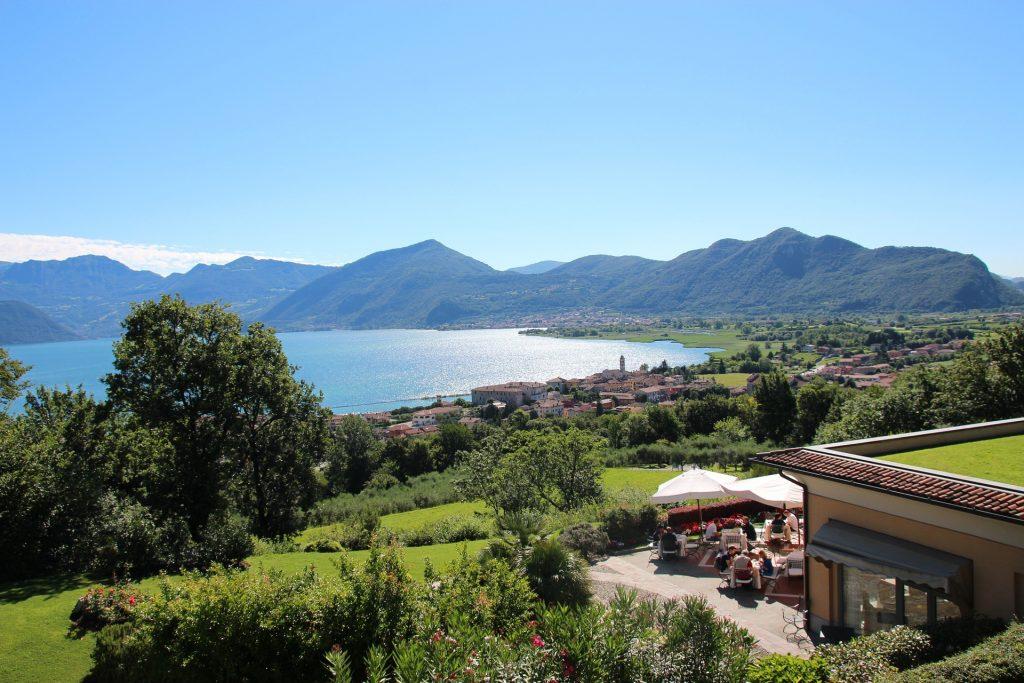 jazero Iseo, Taliansko
